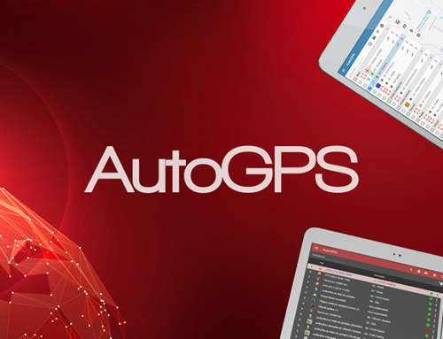 Nový design elektronické knihy jízd AutoGPS