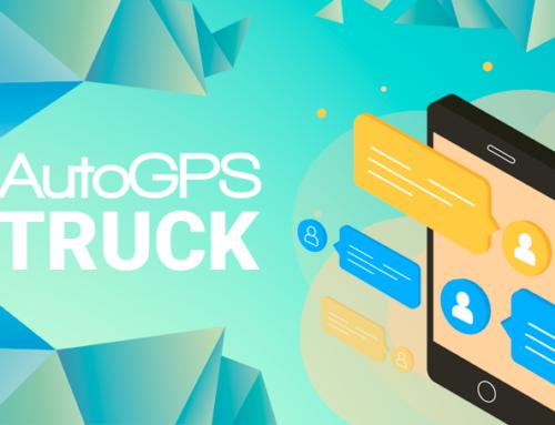 AutoGPS Truck – Aplikace pro komunikaci sřidičem